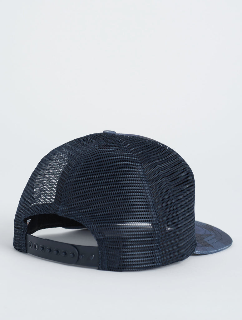 AVIATOR BLUE USC TRUCKER