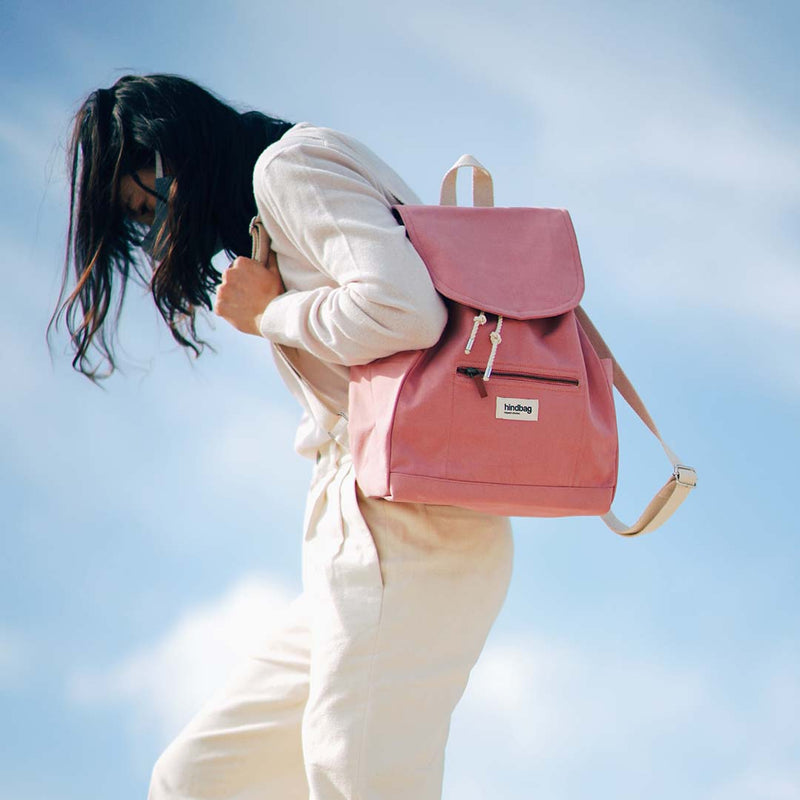 SAC A DOS ELIOT ROSE BLUSH
