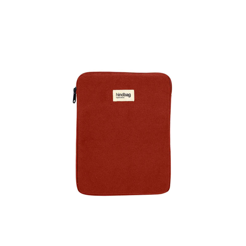 HOUSSE TABLETTE LEA TERRACOTTA