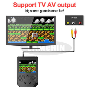 500 Retro Video Games w/ Support TV Output 🎮🕹️
