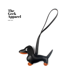 Cute & Lovely Dachshund Keychain 🐶🐕 - The Geek Apparel