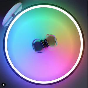 360° Multicolor LED Lamp w/ Remote Control 💡🌈