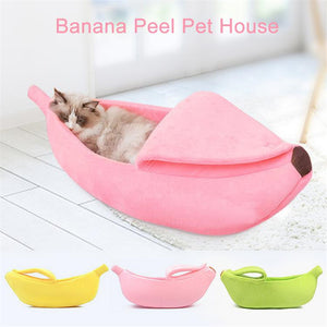 Banana Peel Pet House for Cats & Dogs 🍌 - The Geek Apparel