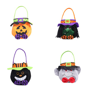 Halloween Trick-Or-Treat Candy Bags 🎃 - The Geek Apparel