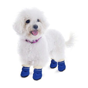 4 pieces of Comfy Booties for Small-Medium Cats & Dogs 🐾🐶 - The Geek Apparel