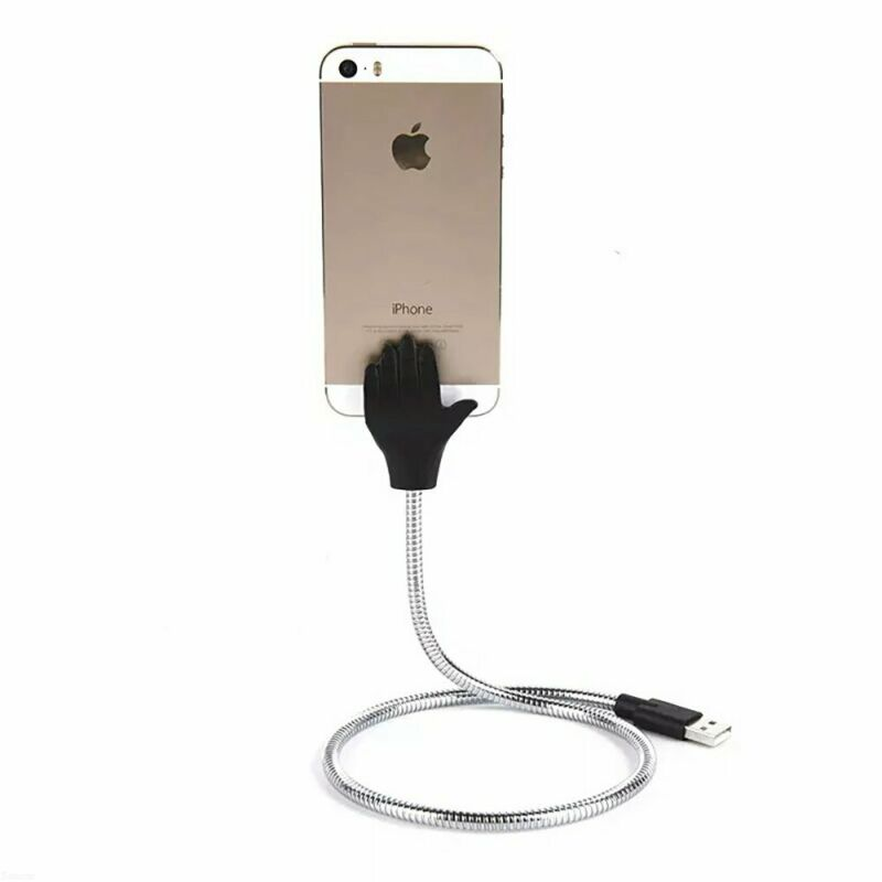 360° Flexible USB Charger For iPhone & Android Devices 📲