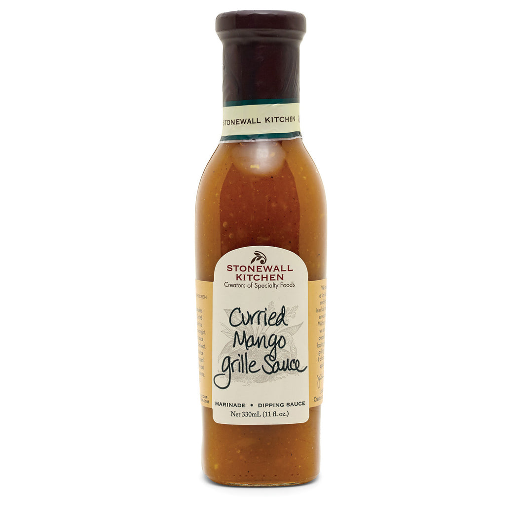 Curried Mango Grille Sauce