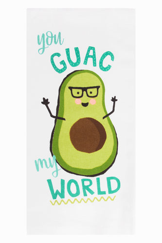 You Guac My World Kitchen Towel