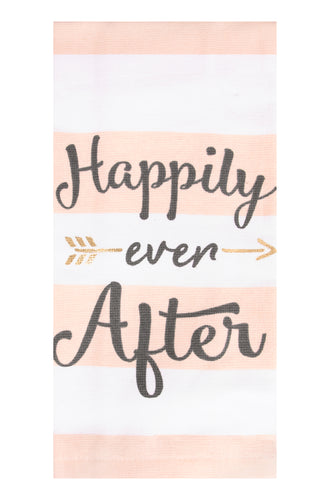 Happily Ever After Kitchen Towel