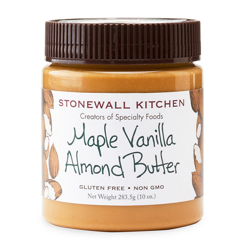 Maple Vanilla Almond Butter