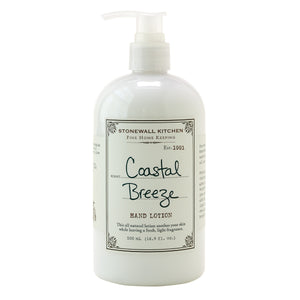 Coastal Breeze Hand Lotion