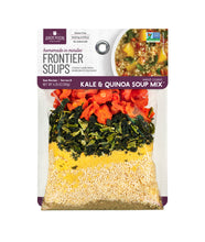 Load image into Gallery viewer, West Coast KALE & QUINOA SOUP