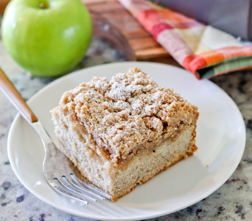 Apple Crumb Cake Flavored Coffee