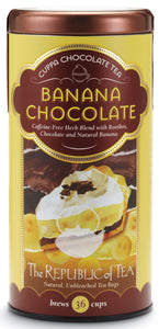 Banana Cuppa Chocolate Tea Bags