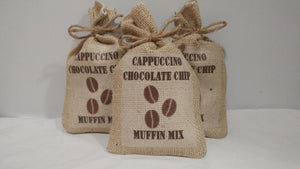 Cappuccino Chocolate Chip Muffin Mix