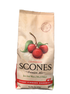 Cranberry Scones Mix