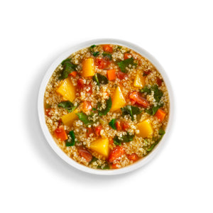 West Coast KALE & QUINOA SOUP