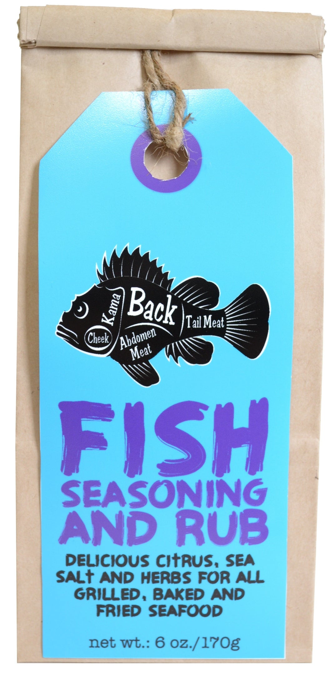 Fish Seasoning & Rub