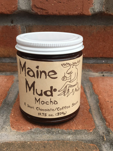 Maine Mud - Mocha Chocolate Sauce