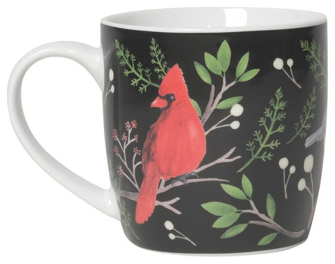 Winter Birds Mug