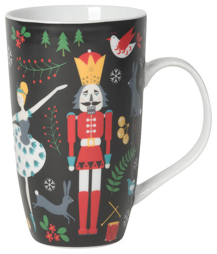 Nutcracker Tall Mug