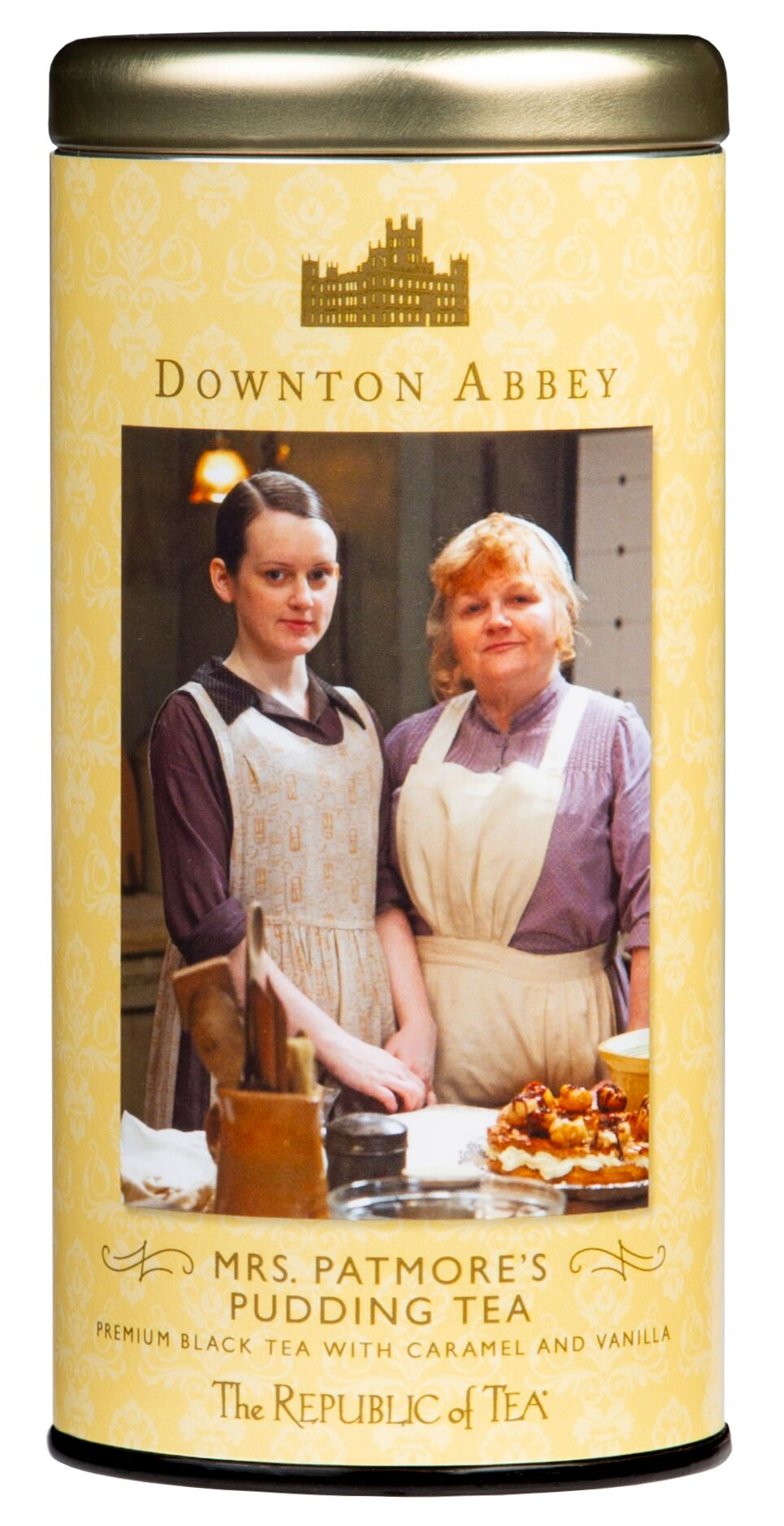 Downton Abbey® Mrs. Patmore's Pudding Tea