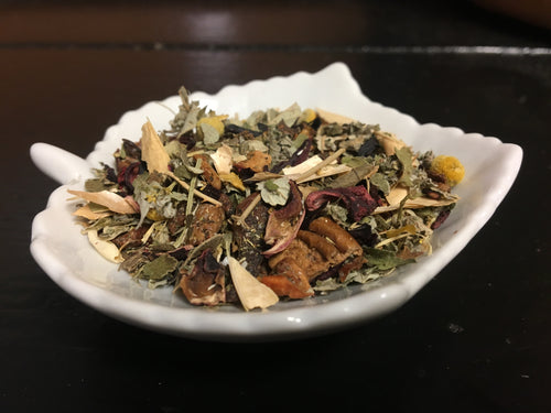 Raspberry Mint - 2 oz Loose Herbal Tea