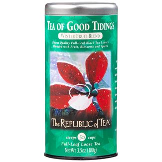 Tea of Good Tidings Full-Leaf Tea