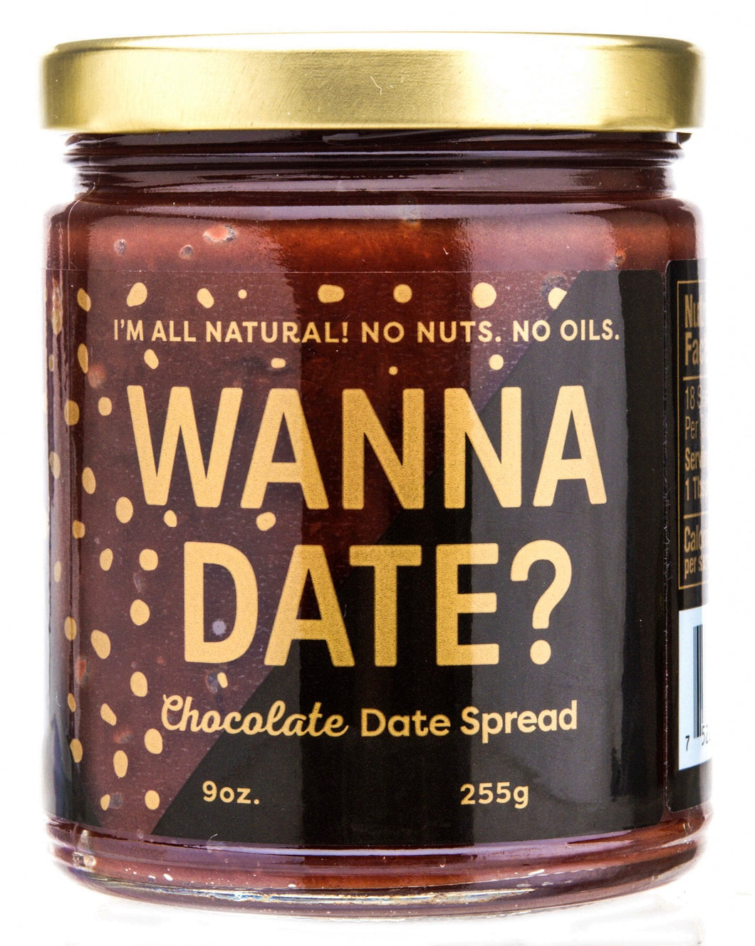 Chocolate Date Spread