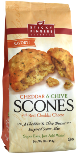 Chedder & Chive Scone Mix
