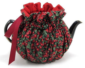 Wrap around Tea Coxy- Evening Cranberries (2 Cup)
