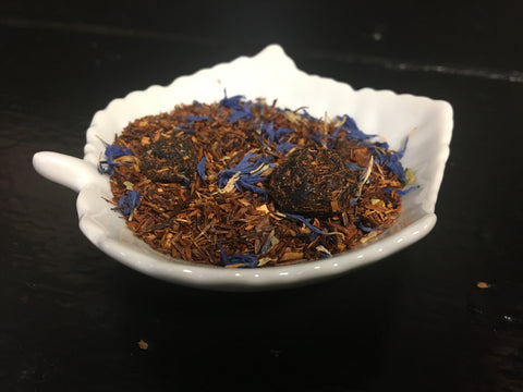 Blueberries and Cream - 2 oz Loose Red Tea