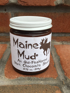 Maine Mud - Old Fashioned Chocolate Sauce