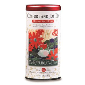 Comfort and Joy Black Tea Bags