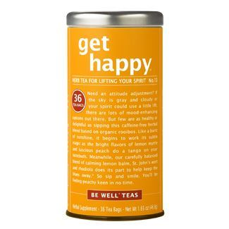 get happy® -  Tea for Lifting Your Spirits