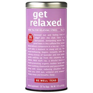 get relaxed® - Tea for Relieving Stress