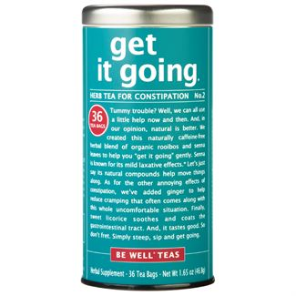 get it going® - Herb Tea for Constipation