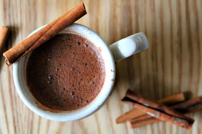 Warm Chocolate Cinnamon