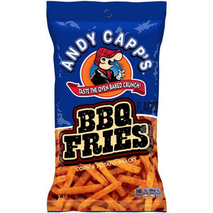 Andy Capp - BBQ Fries - 3oz (85g)