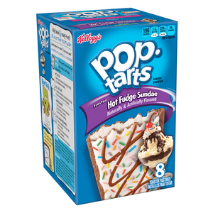 Pop Tarts - Frosted Hot Fudge Sundae - 8-Pack 13.5oz - New