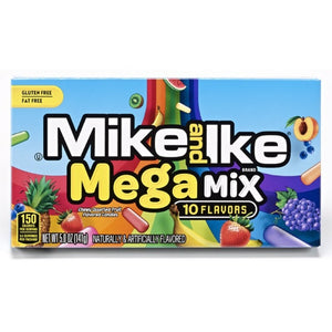 Mike & Ike Mega Mix Theatre Box - 5oz