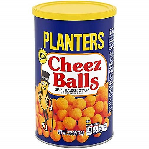 Planters Cheez Balls - 78g - New