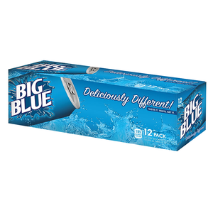 Big Blue Soda (12 cans x 12fl.oz (355ml)