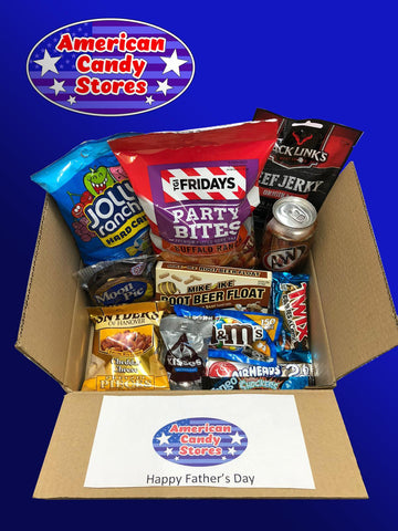 American Candy Stores - Fathers Day £20 Surprise