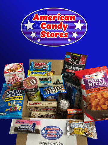 American Candy Stores - Fathers Day £40 Mega Surprise