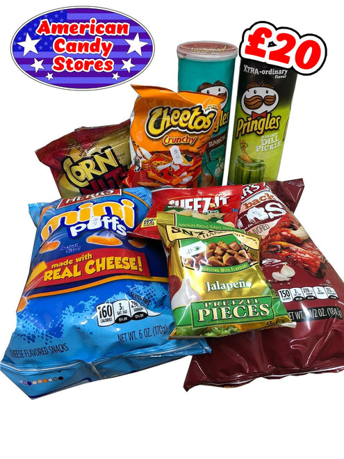 American Candy Stores - Monthly Subscription Boxes