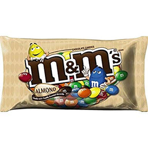 M&Ms Almond share bag