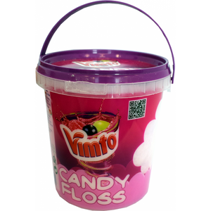 Vimto Candy Floss - 50g - New