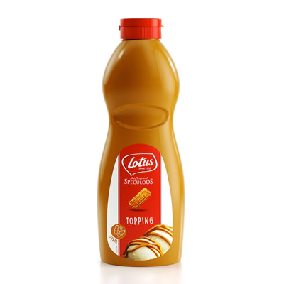 Lotus Biscoff Topping Sauce Huge bottle - New