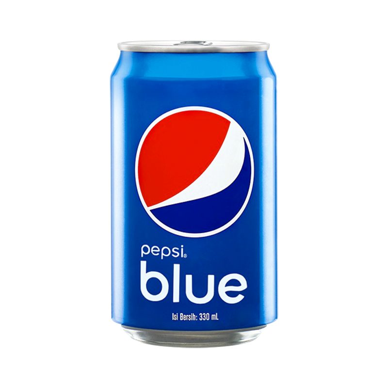 Pepsi Blue Cans 330ml